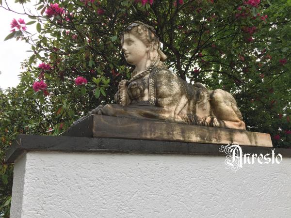 Ref. 33 - Marmeren tuinbeelden, oude marmeren tuinbeelden