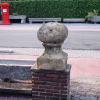 Ref. 34 – Antieke kalkzandstenen zuilenkoppen foto 2