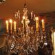 Ref. 36 – Antieke Franse luster, oude Franse hanglamp