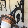 Ref. 40 – Antieke muurlampen, oude hanglantaarns, oude muurlantaarns foto 4