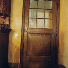 Ref. 53 – Antieke Ardeense vitrine deur, oude Ardeense vitrine deur