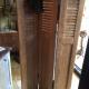 Ref. 20 – Exclusieve binnenluiken op maat uit oud hout