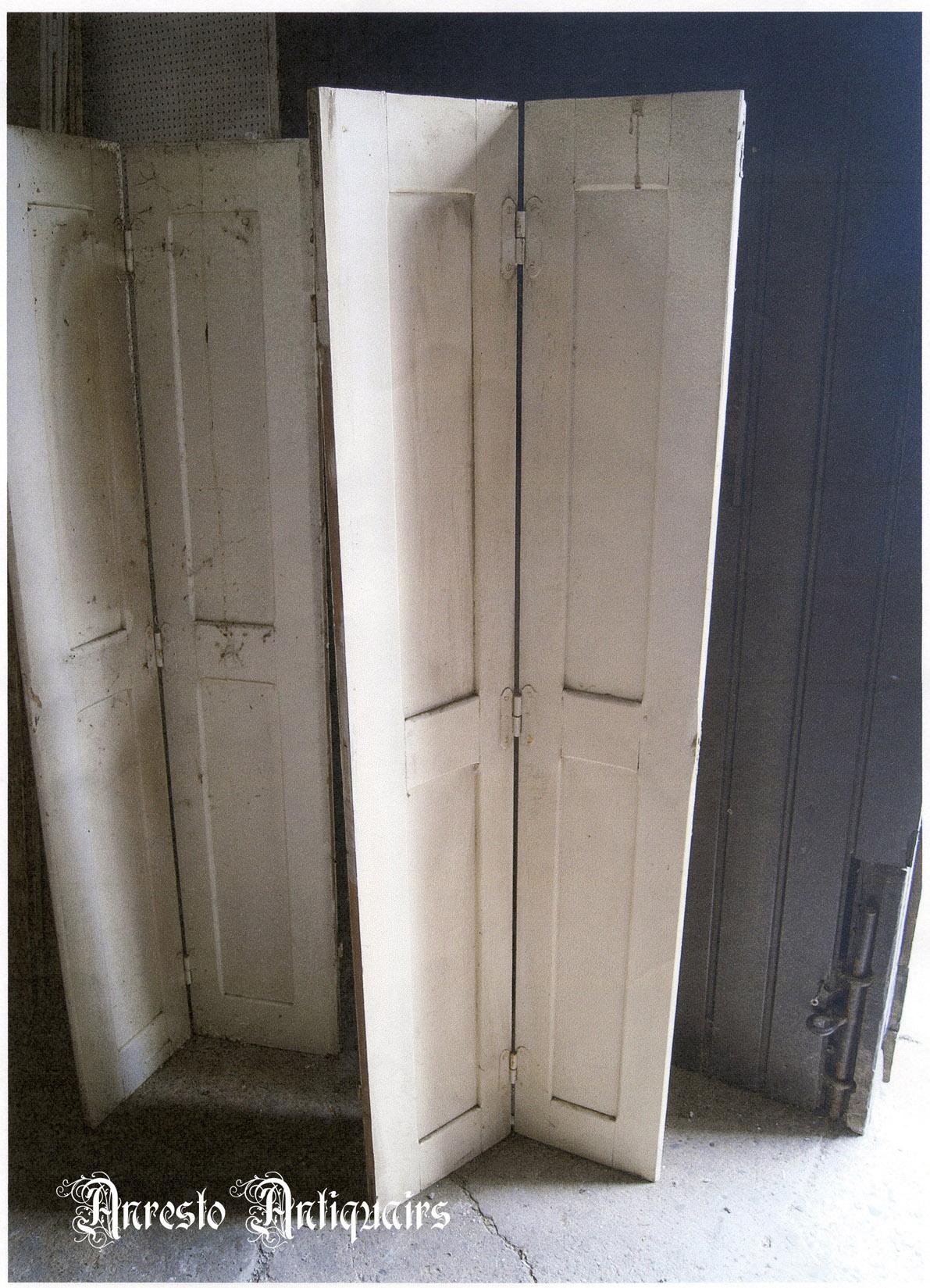 Ref. 24 – Exclusieve binnenluiken op maat uit oud hout