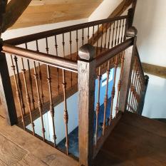 Ref. 38 – Oude antieke houten vloeren, oude houten vloeren