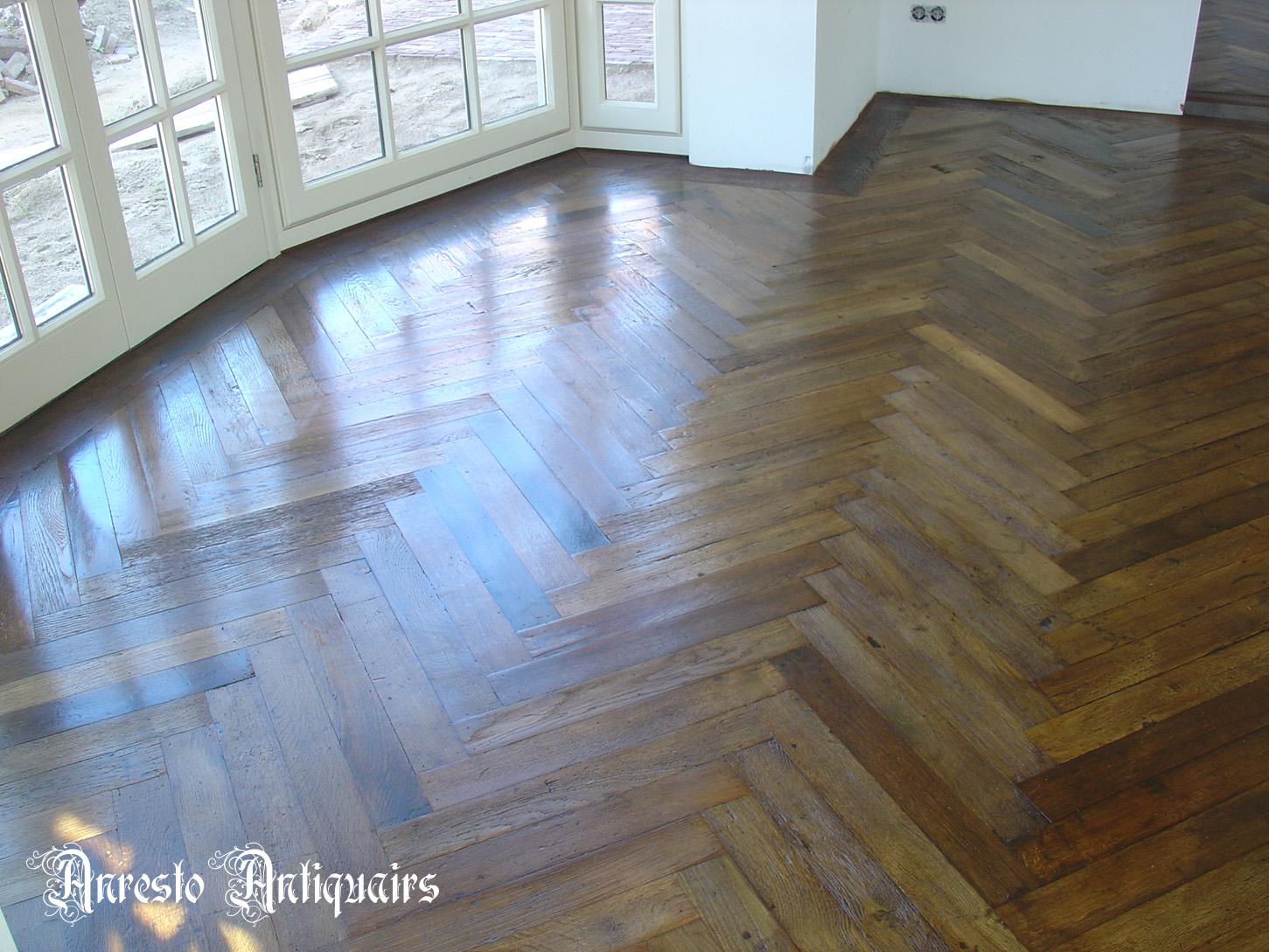 Ref. 39 – Oude antieke vloeren, oude houten vloeren