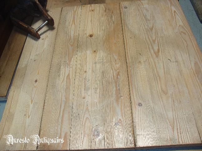 Ref. 40 – Verouderde houten vloeren