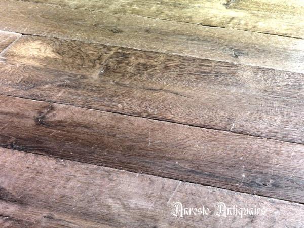 Ref. 41 – Verouderde houten vloeren