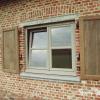 Ref. 37 – Exclusieve houten buitenluiken op maat foto 2