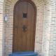 Ref. 62 – Exclusieve deur wordt op uw maat gemaakt met oud hout