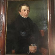 Ref. 27 – Portret schilderij op doek