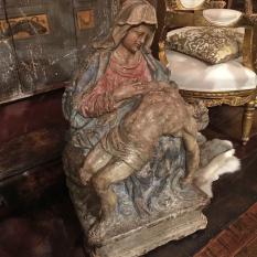 Ref. 28 – Antiek Vlaams beeld, oud Vlaams beeld