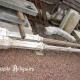 Ref. 02 – Antieke Engelse gietijzeren zuilen, oude ijzeren zuilen