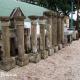 Ref. 07 – Antieke Spaanse stenen zuilen, oude Spaanse stenen zuilen
