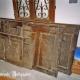 Ref. 16 – Antieke landelijke houten Ardeense lambrisering, oude houten Ardeense wandpanelen