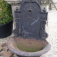 Ref. 05 – Antieke gietijzeren fontein, oude ijzeren fontein