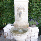 Ref. 07 – Antieke fontein in kalkzandsteen 18de eeuws