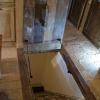 Ref. 81 – Exclusieve landelijke houten kelderdeur, exclusief landelijk houten vloerluik foto 2