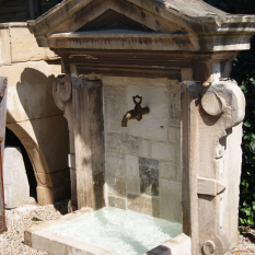 Ref. 08 – Muurfontein 18de eeuws