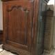 Ref. 49 – Antieke Franse broodkast, antieke houten broodkast