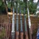 Ref. 56 – Oude gietijzeren lantaarnpalen
