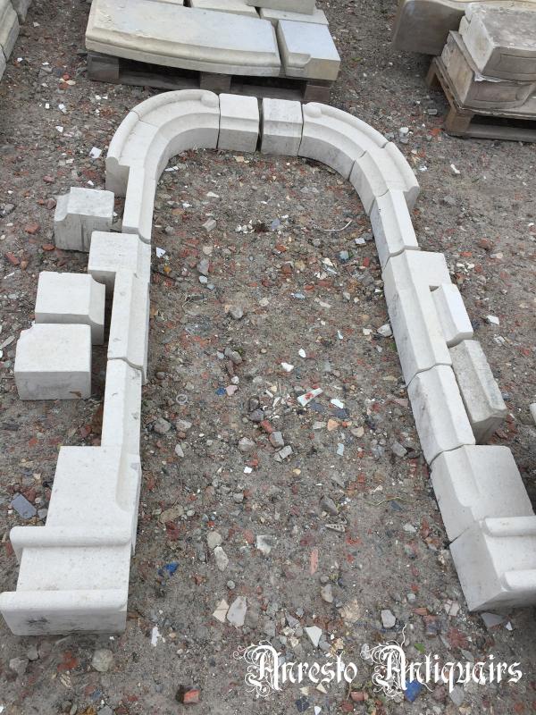 Ref. 72 – Kalkzandstenen portiek