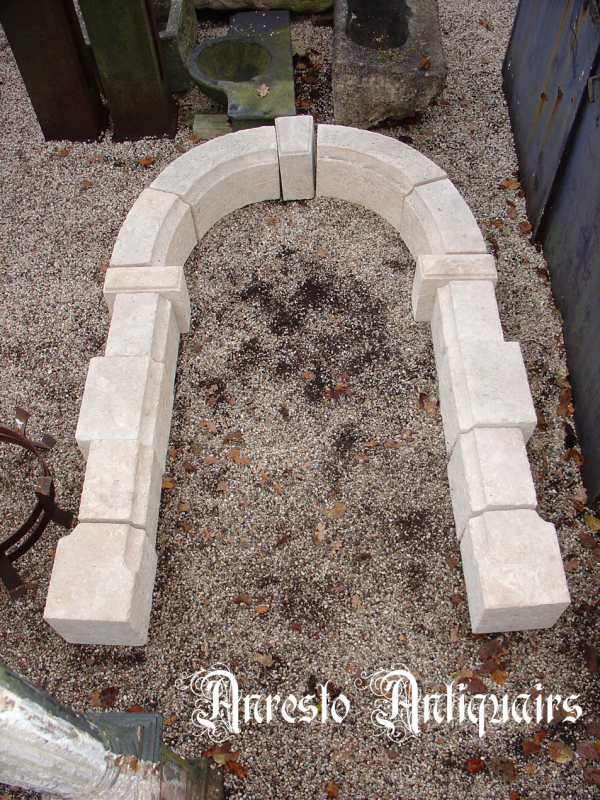 Ref. 73 – Kalkzandstenen portiek foto 1