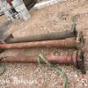 Ref. 76 – Oude gietijzeren zuilen foto 2