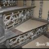 Ref. 17 – Antieke Gotische wenteltrap foto 3