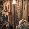 Ref. 38 – Venetiaanse gietijzeren lantaarnlamp foto 2