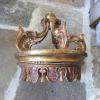 Ref. 51 – Italiaanse houten kroon foto 4