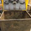Ref. 52 – Antieke smeedijzeren koffer foto 2