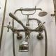 Ref. 87 – Engelse badkraan met handsproeier