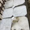 Ref. 47 – Antieke Carrara marmeren vloeren foto 2