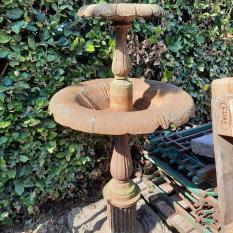 Ref. 82 – Antieke Brusselse ijzeren fontein
