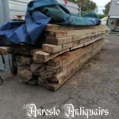 Ref. 16 – Antieke eikenhouten balken