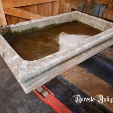 Ref. 37 – Antieke blauwstenen wasbak