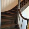Ref. 18 – Antieke eikenhouten trap foto 2
