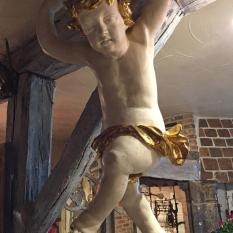 Ref. 35 – Antieke zwevende engel