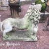Ref. 07 – Stel Brabantse brullende leeuwen foto 3