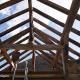 Ref. 18 – Antieke balkenplafond