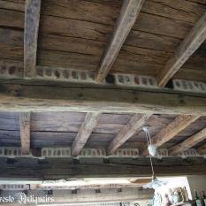 Ref. 20 - Antieke balkenplafond