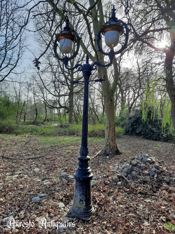 Ref. 68 – Exclusieve Oostendse lantaarnpalen foto 1
