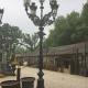 Ref. 69 – Antieke Brusselse lantaarnpaal foto 1