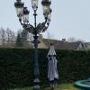 Ref. 69 – Antieke Brusselse lantaarnpaal foto 2