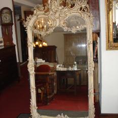 Ref. 63 – Antieke Louis Quinze spiegel