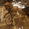 Ref. 64 – Antieke paardendriewieler foto 3