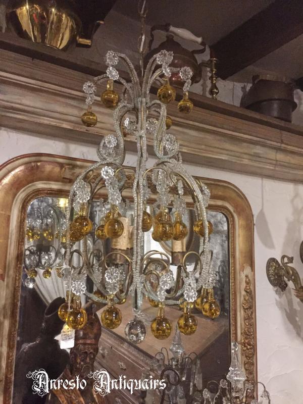 Ref. 10 – Exclusieve Italiaanse hanglamp