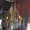 Ref. 19 – Exclusieve Franse Rococo hanglamp foto 2