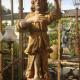 Ref. 37 – Antiek houten beeld foto 1
