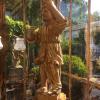 Ref. 37 – Antiek houten beeld foto 2